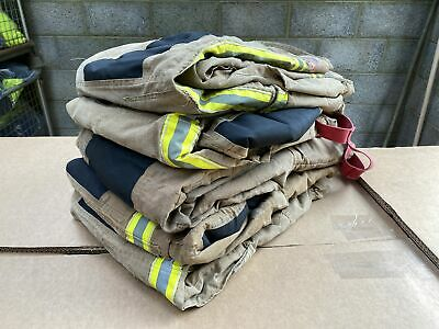 £75 • Buy 5x Ex Fire & Rescue Trousers Fire Service Firefighter Thermal Pants JOB LOT W...
