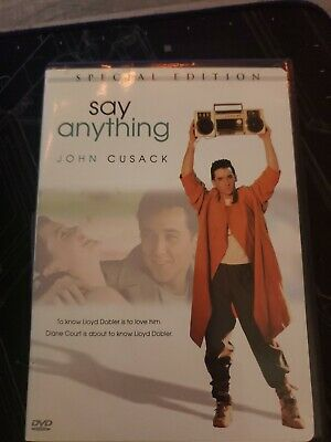 AU3.26 • Buy Say Anything (DVD, 2002, Special Edition)