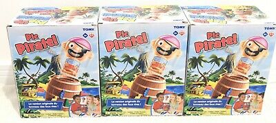 £7.20 • Buy TOMY Games T7028 TOMY Pop Up Pirate Classic Children's Action Board Game Toy