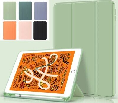 AU13.95 • Buy Case Shockproof Smart Cover & Pencil Holder For IPad Air 4th Gen 10.9 8th 7th
