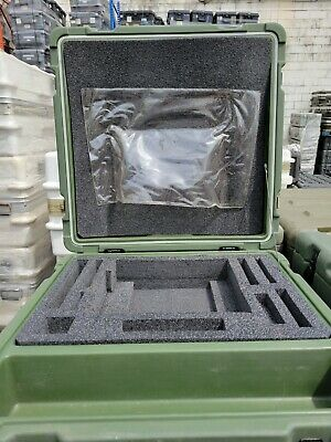 $29.99 • Buy Military Surplus Miltope Laptop Briefcase Hard Shipping Travel Case