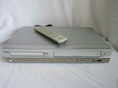 AU149.95 • Buy LG V9120W DVD PLAYER VCR COMBO 6 Head Hi-Fi Stereo W/ REMOTE Tested & Working GC