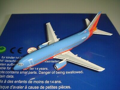 $139.99 • Buy Aeroclassics 400 Southwest Airlines SW B737-300  2000s - Beach Ball Color  1:400