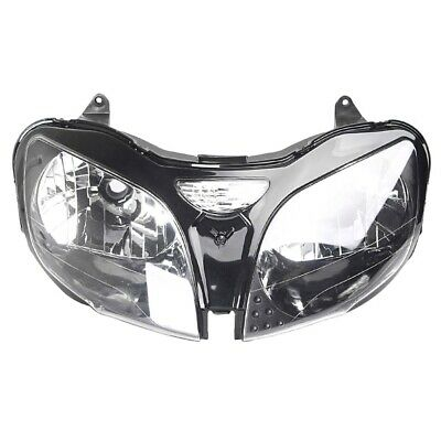 $216.57 • Buy Motorcycle Front Headlight For ZX-9R 00-03 / ZX6R 00-02 / ZZR600/ZX600J 00-08