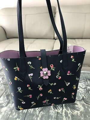 $ CDN159 • Buy NWT Kate Spade Kaci Small Wildflower Floral Leather Tote Shoulder Bag LAST ONE!