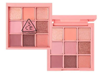 AU51.11 • Buy 3CE - Multi Eye Color Palette Mood For Blossom Edition