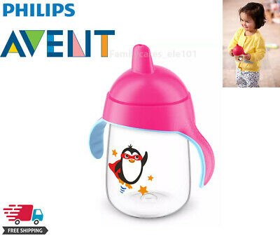 £8.49 • Buy Philips Avent  Spout Cup 12 Oz/340 Ml-Pink 18m+  -New