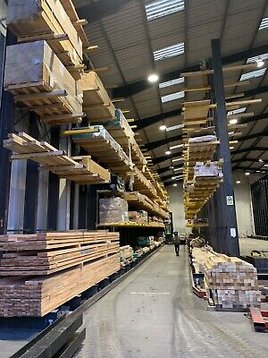 £200 • Buy Cantilever Racking 300 Bays