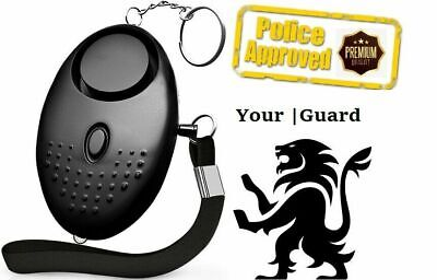 £2.45 • Buy Police Approved Loud Alarm Personal Panic Rape Attack Safety Security 140db UK