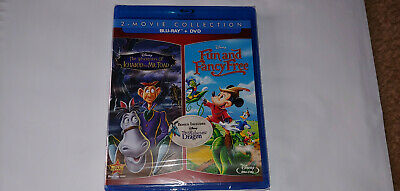 £35.56 • Buy Adventures Of Ichabod And Mr. Toad Fun & Fancy Free Reluctant Dragon Blu-ray DVD