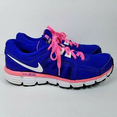 $ CDN37.48 • Buy Nike Dual Fusion ST2 Running Athletic Shoes Blue 454240-416 Womens Size 11
