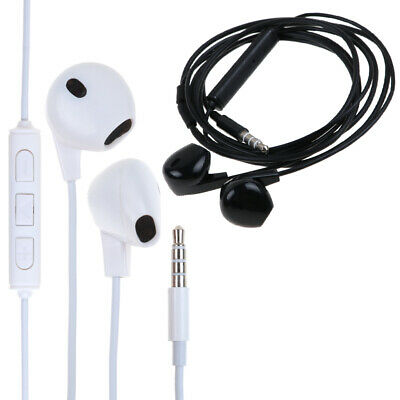 $ CDN4.85 • Buy Wired Earphones Headphones 3.5mm With MIC For IPhone Samsung Tablet Phone Laptop