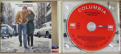 Bob Dylan The Freewheelin Bob Dylan SACD 2003 Revisited Reissue Seried DSD Hires • 16.64£