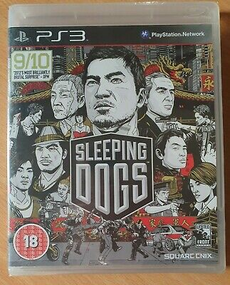 £14.99 • Buy *New & Sealed* PlayStation 3 Game (PS3) - Sleeping Dogs - PAL UK 18+
