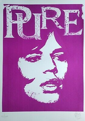 £175 • Buy Pure Evil - Mick Jagger Limited Edition 1colour Silkscreen Print, Signed