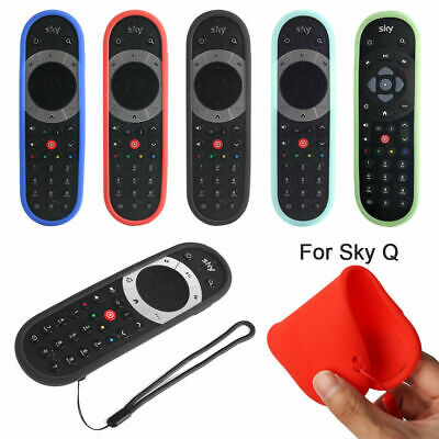 £5.99 • Buy Sikai Remote Controller Protector Case Silicone Cover Shockproof Shell For Sky Q