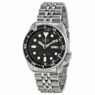 $ CDN748.54 • Buy  Seiko SKX007 Automatic Black Dial Stainless Steel 200m Diver Watch SKX007K2