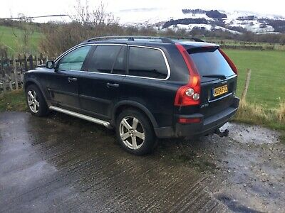 Volvo Xc90 D5 Automatic • 800£