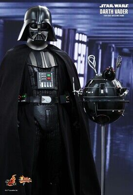 $ CDN1163.43 • Buy MMS 279 Hot Toys Star Wars Darth Vader 1/6 Scale Figure-Signed By Dave Prowse-UK