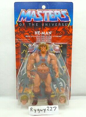 $450 • Buy MOTUC, He-Man, Masters Of The Universe Classics, Super7 Ultimates, MOC, Figure