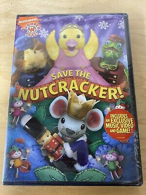 £6.58 • Buy Wonder Pets - Save The Nutcracker (DVD, 2008) New Sealed - FREE SHIPPING IN BOX!