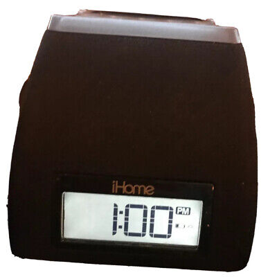 AU282.06 • Buy Vintage IHome IP21 IPhone 4 IPod Alarm Clock Dock Speaker  VZIP21