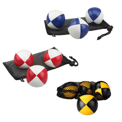 AU17.98 • Buy 3x Colorful Smooth Juggling Ball Children Interactive Sports Juggle Toys
