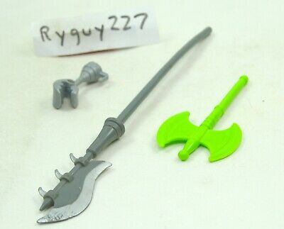 $20 • Buy MOTUC, Weapons Lot, Masters Of The Universe Classics, Parts, He-Man, Pieces