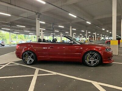 Audi Rs4 Convertible Replica Based On Audi A4 3.2 Fsi S-line Quattro Fsh May Px  • 5,950£