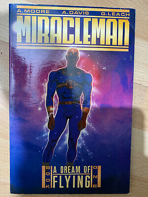 £22.95 • Buy Miracleman A Dream Of Flying Eclipse Paperback Tpb Graphic Novel Moore Davis