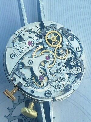 $ CDN375.35 • Buy Vintage Venus 175 Chronograph Movement. Parts / Restore / Project. Sold As Is.
