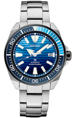 $ CDN379.29 • Buy New Seiko Save The Ocean Automatic Prospex Samurai Divers 200M Mens Watch SRPC93