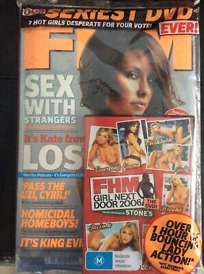 AU99.99 • Buy New & Sealed FHM Magazine 2006 Kate Austen From Lost