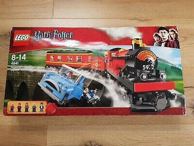 LEGO 4841 Harry Potter System Hogwarts Express Brand New In Sealed Box FREEPOST • 129.95£
