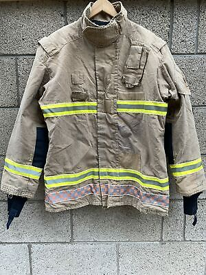 £34.99 • Buy Ex Fire & Rescue Jacket Tunic Fire Service Firefighter Thermal Bristol Unifor...