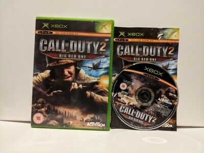 £5.98 • Buy Call Of Duty 2 Big Red One - XBox