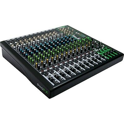 $499.99 • Buy Mackie ProFX16v3 16-channel Mixer With USB And Effects PROFX16 V3 ~SHIPS FREE!!