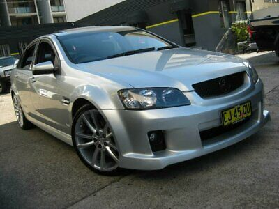 AU25990 • Buy 2008 Holden Commodore VE MY09 SS-V 60th Ann Silver Automatic 6sp A Sedan