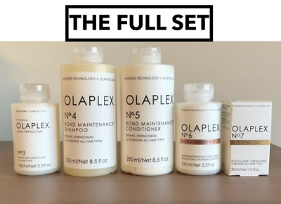 AU194.99 • Buy OLAPLEX No.3/No.4/No.5/No.6/No.7 Perfector Shampoo Conditioner Smoother Oil