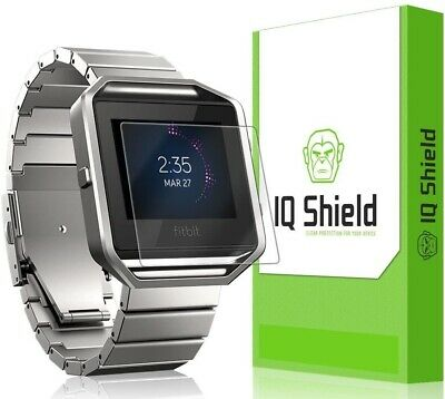 AU12.74 • Buy IQ Shield Screen Protector Fitbit Blaze (6-Pack)(Easy To Install) Anti-Bubble