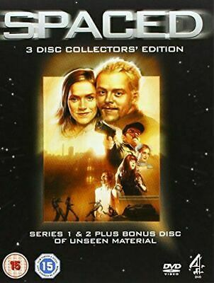 £6.99 • Buy SPACED 3 DISC COLLECTORS EDITION (DVD) Simon Pegg (BRAND NEW & SEALED)