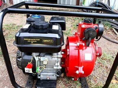 AU220 • Buy WATER PUMP 8hp 2-inch TWIN IMPELLER THREE OUTLET