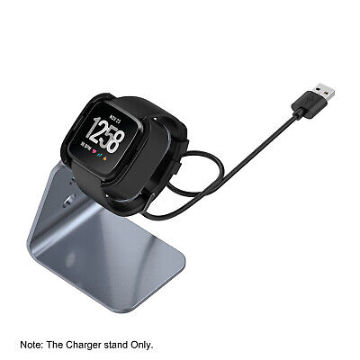 $ CDN16.90 • Buy Charger Stand Compatible With Fitbit Versa/Fitbit Versa Lite/Fitbit Versa F2P4