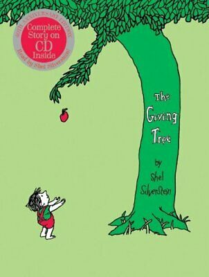 Giving Tree Hardcover Shel Silverstein • 3.90£