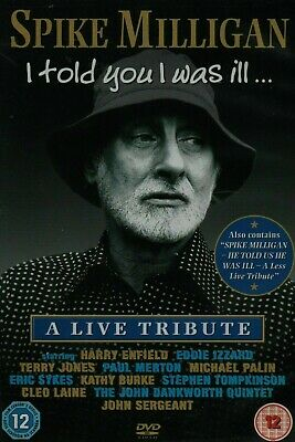 £1.79 • Buy Spike Milligan: I Told You I Was Ill - A Live Tribute (DVD) (2005)