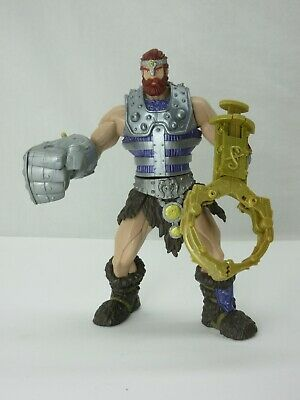 $95 • Buy MOTU,FISTO,BATTLE FIST,200x,figure,100% Complete,Masters Of The Universe,He Man