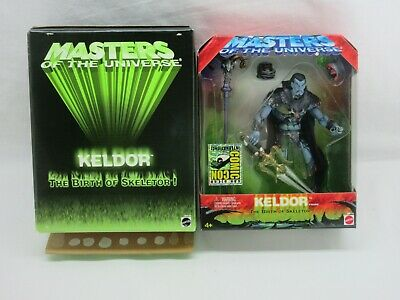 $195 • Buy MOTU,KELDOR,200X,Exclusive 2003,MOC,MISB,sealed,Masters Of The Universe,He Man