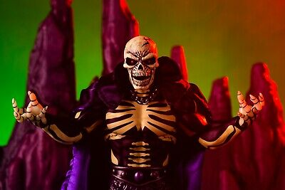 $750 • Buy Scareglow Masters Of The Universe 1/6 Scale Figure From Mondo SEALED