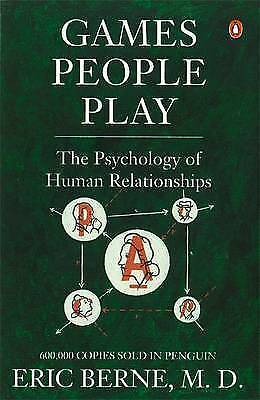 £5 • Buy Games People Play: The Psychology Of Human Relationships By Eric Berne...