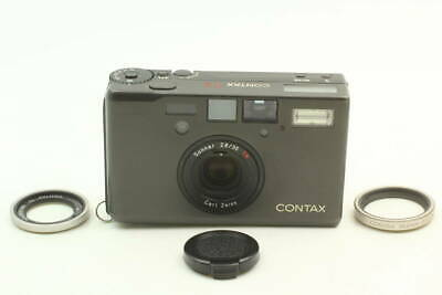 $ CDN4252.03 • Buy CONTAX T3 Black Single Teeth Point